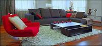 Hermosa casa interior de material de imagen-18