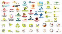 Vari��t�� de graphiques vectoriels logo document