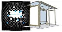 Stations et sph��riques lattice vecteur mat��riel de base