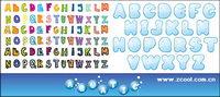 cute des lettres de l
