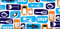Lovely Lebensmittel-und Getränkeindustrie Hintergrund Vektor-Material