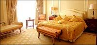 Gorgeous Hotelzimmer Bildmaterial