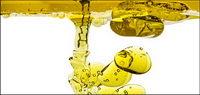 Liquide jaune mat��riel photo