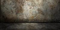 Metal imagen como papel tapiz de fondo de material