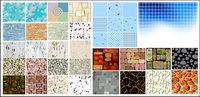 Vector Anzahl der eine Vielzahl von Hintergrund-Material
