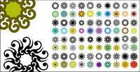 Diversit�� des ��l��ments classiques dans une circulaire du mat��riel vecteur-3