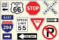mat��riel de la circulation vecteur logo