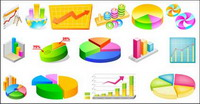 Data analysis, one vector material