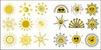 Expresi¨®n vectorial material solar linda divertida