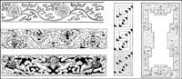 Material der 17 chinesischen klassischen Vektoranalysis