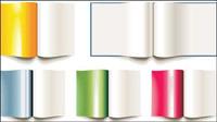 mat��riel Vector livre album blanc