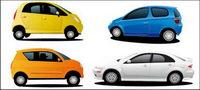 4 Les mat��riels de vecteur de voiture