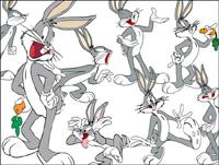 Bugs Bunny Bugs Bunny Le dessin vectoriel