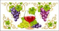 Vector de la Viña y el Vino
