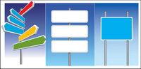 Panneaux de signalisation routi��re Vector