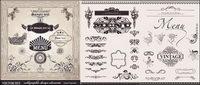 Europ��enne des mat��riaux de d��coration vecteur dentelle motif