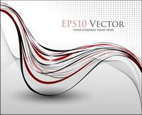 Baile en l¨ªnea - Vector