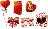 boîte de cadeau Vector