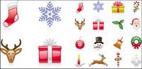 Christmas Icons - Vector