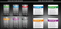 Textura de diseño web Vector