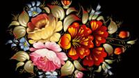 Colorful peinture d