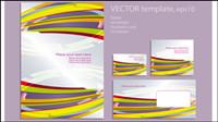 Étrang��res conception du livre 02 - mat��riel vecteur