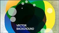 Superbe illustration en trois dimensions contexte mat��riel vecteur -3