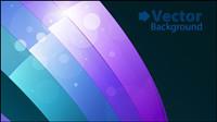 Cintas de colores de fondo de material de vectores -3