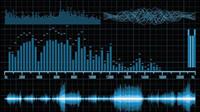 Mat��riel de bande audio 03 - mat��riel vecteur