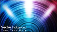 Brillante Farben des Balkens Hintergrund Vektor Material -2