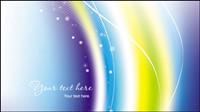 Belle Rainbow Symphony 03 - vecteur