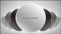 Feine Wirkung in Abbildung 02 - Vektor-Material