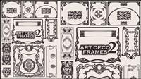 Europäische Hintergrundmuster Material 03 - Vektor