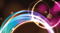 Marco de luz compuesta de material de vectores -4