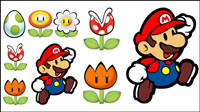 Super Mario vecteur