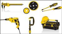 Des outils couramment utilis��s - vecteur