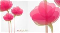 Mode du mat��riel vecteur fleurs