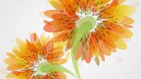 Mode vecteur mat��riel fleurs -2
