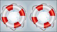Roue de secours icône 01 - Vecteur