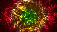 Der Halo hellen Hintergrund 03 - Vektor Material