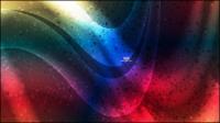 La couleur brillante d��bit dynamique 01 - Vecteur