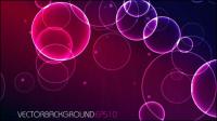 Brilliant Halo Hintergrund 01 - Vektor Material