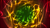 Le halo lumineux fond 02 - vecteur mat��riel