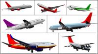 Sumideros de aeronaves 01 - vector