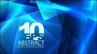 Blue Motion tecnolog¨ªa de fondo 02 - vector de material
