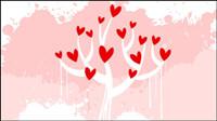 Valentine illustrateur 02 - mat��riel vecteur