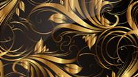 Gold muster 03 - Vektor Material
