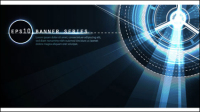 Helle Lichteffekte 02 - Vektor Material