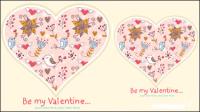 Valentine Illustrator 01 - Vektor Material