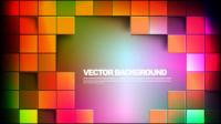 Fancy box Hintergrund 03 - Vektor Material